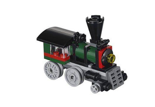 Building Toys Train
