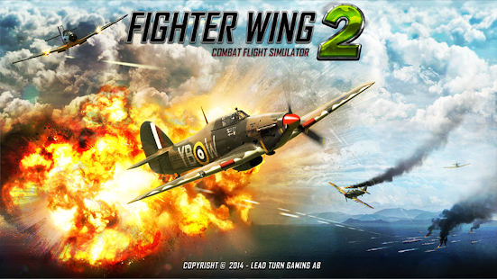 FighterWing 2 Flight Simulator- screenshot thumbnail