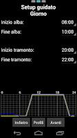 Screenshot of AcuaDroid