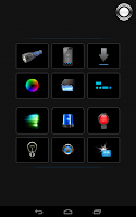 Screenshot of Tiny Flashlight + LED