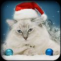 Animals Christmas Wallpapers icon