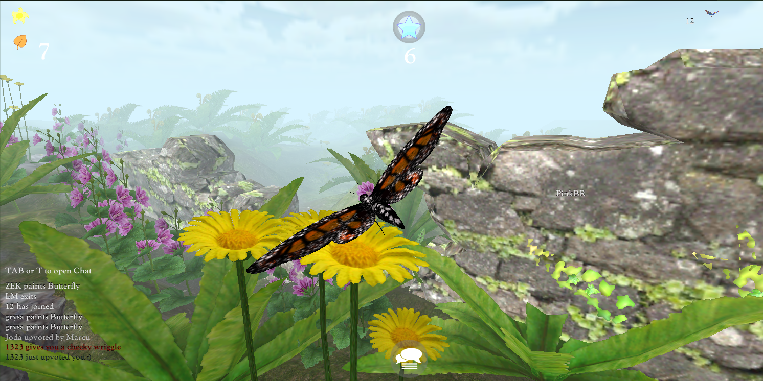 Butterfly Game - Android Apps on Google Play