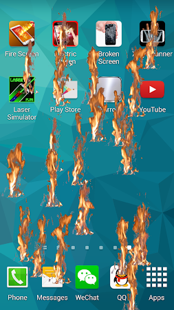 Fire Screen - Crack Screen 2.0 screenshot 642047