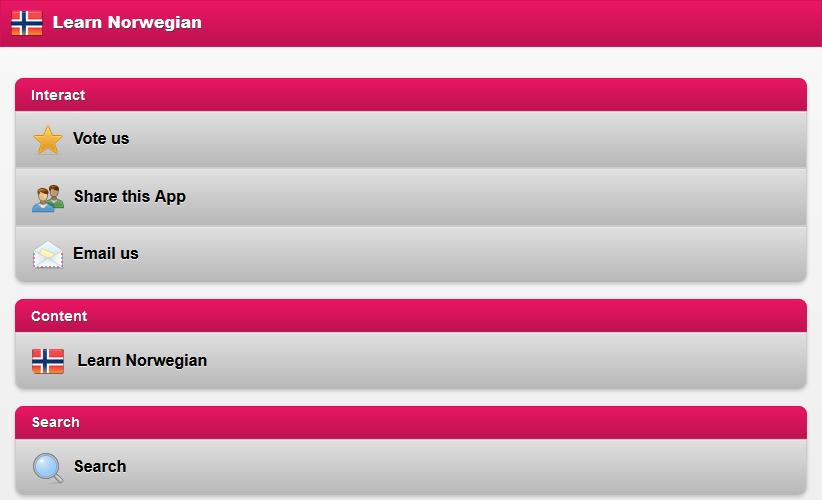 Learn Norwegian Online | Norwegian - The Tutorial