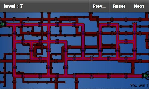 Pipe Puzzle - screenshot thumbnail