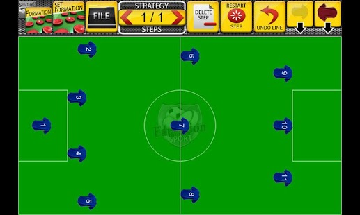 TMT Lite: Soccer Coach - screenshot thumbnail