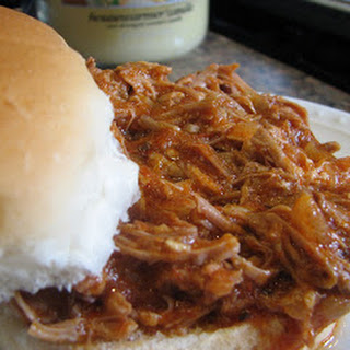 Shredded Pork.