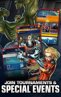 Marvel Puzzle Quest Dark Reign - screenshot thumbnail