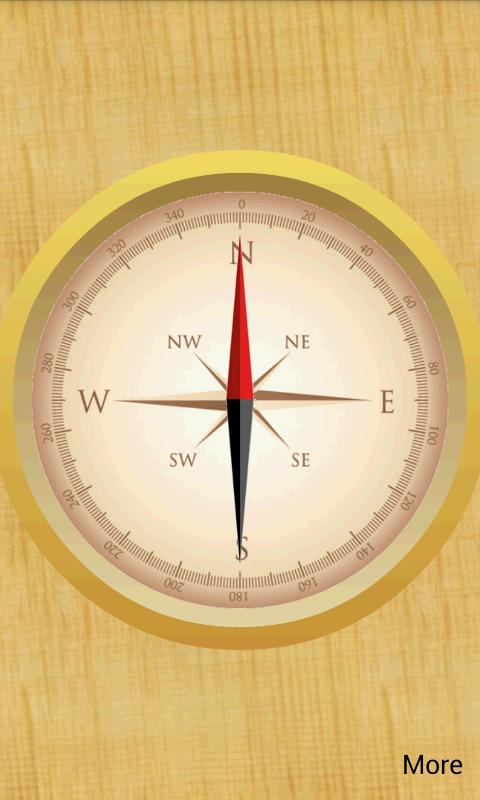 Compass Test- screenshot