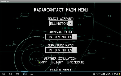 RadarContact Trial