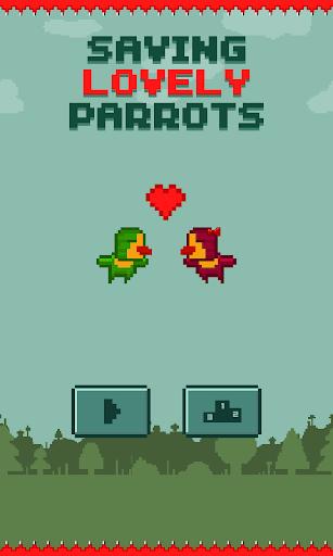 Saving Lovely Parrots