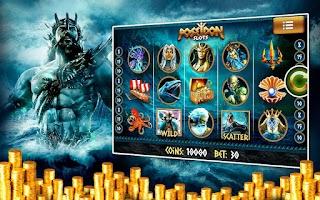 Screenshot of Triton Slot Machines Pokies HD
