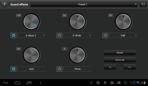 jetAudio Music Player+EQ Plus v7.1.1 Apk Miki