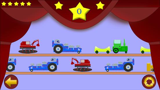 Kids Tractor Smash Games