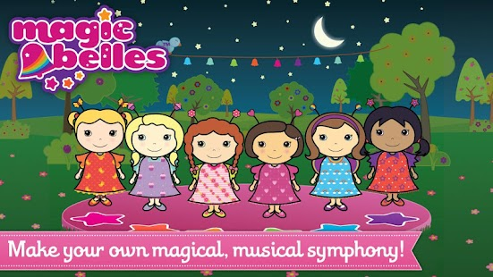 Magic Belles: Magic Music- screenshot thumbnail