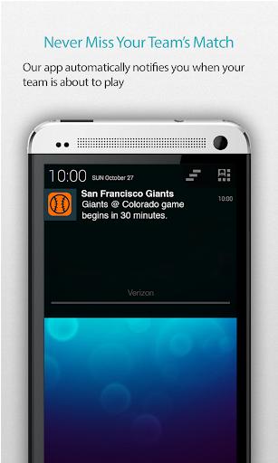 無料运动Appのサンフランシスコ・野球|記事Game