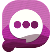 Easy SMS PurpleNight theme