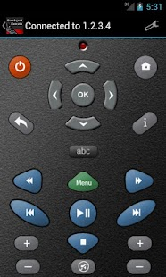 GoFlex TV / Theater+ Remote - screenshot thumbnail