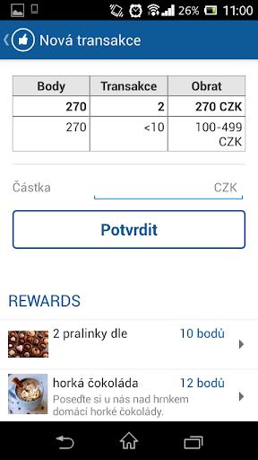 Zenefit merchant app