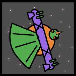 CG Turkey in Space ED