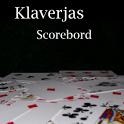 Klaverjas scoreboard icon