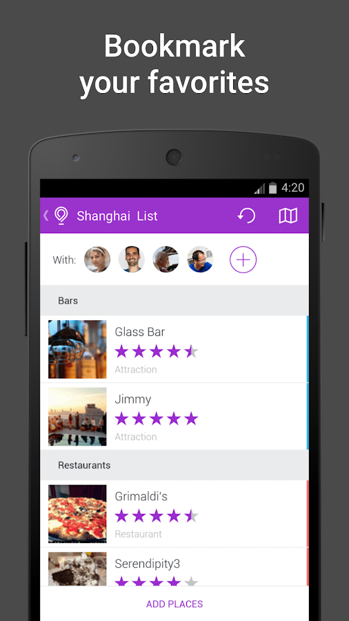 Shanghai City Guide - Gogobot- screenshot