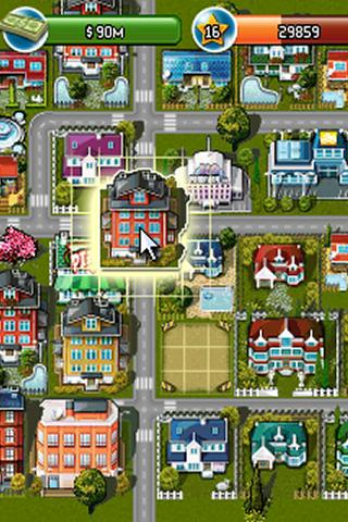 Millionaire City - Xperia PLAY - screenshot