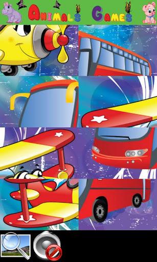 玩免費解謎APP|下載Vehicle Games for kids app不用錢|硬是要APP