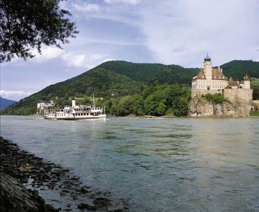 schoenbuehel-castle-near-melk-danube - Schoenbuehel Castle near Melk, Austria.