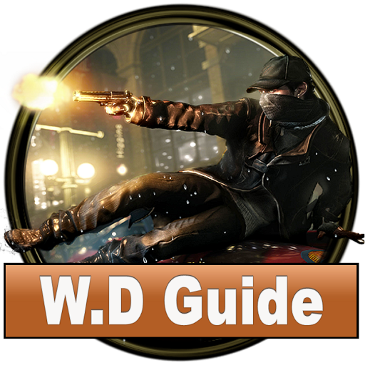 Guide Watch Dogs Action LOGO-APP點子