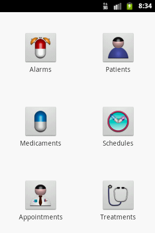 Pill App - screenshot