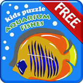 Kids Puzzle - Aquarium Fishes