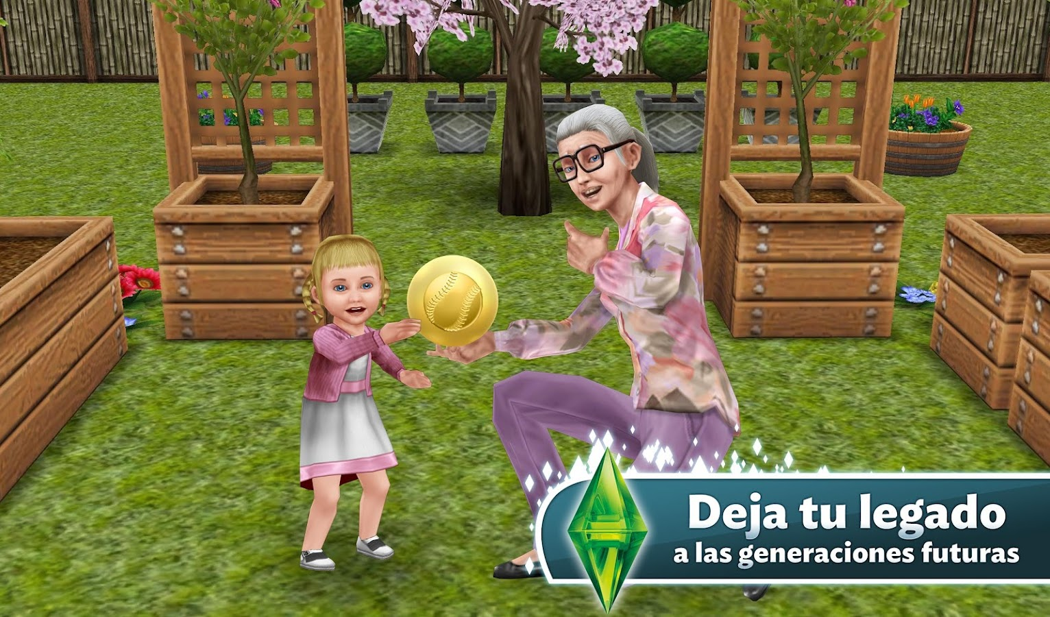 Los Sims FreePlay ™ - screenshot