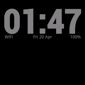 simple-clock-live-wallpaper