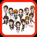 Super Junior Fans Mini Games icon
