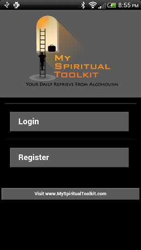 12 Steps AA Spiritual Toolkit