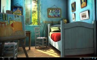 Screenshot of Art Alive 3D Pro lwp