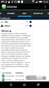 SMS-billet - bus/tog/metro(HT)- screenshot thumbnail