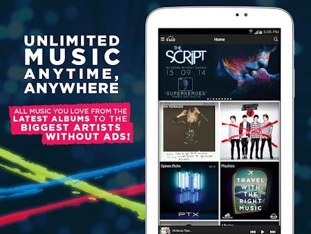 Spinnr Music 3.1.1 screenshot 237577