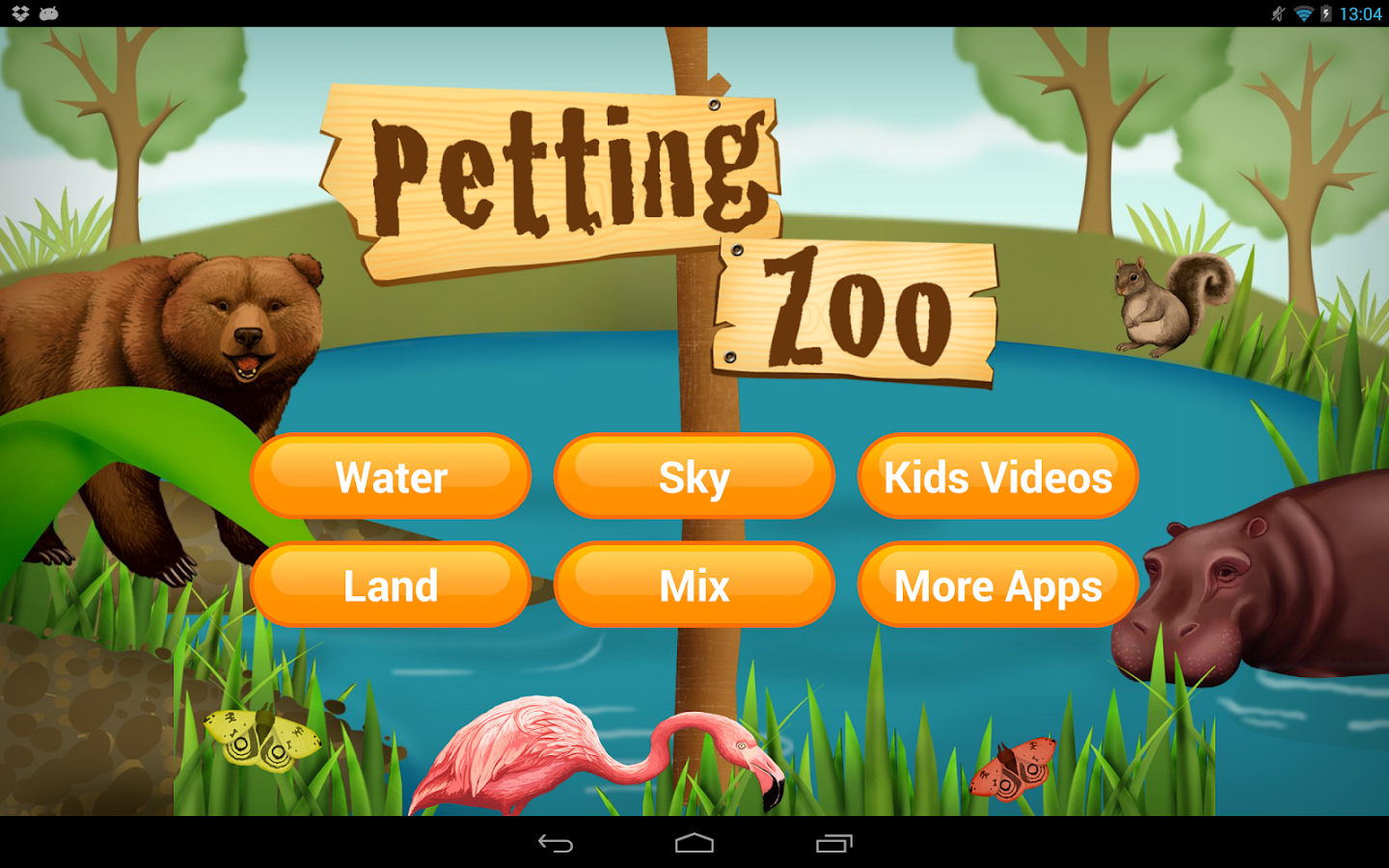 Petting Zoo (Animals for Kids) - screenshot