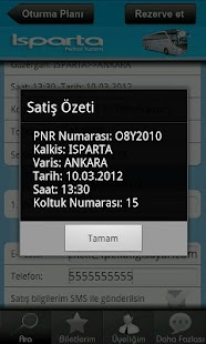 Isparta Petrol Turizm- screenshot thumbnail