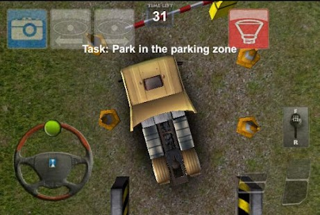Parking Truck Deluxe- screenshot thumbnail