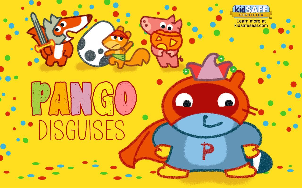 Pango Disguises - screenshot