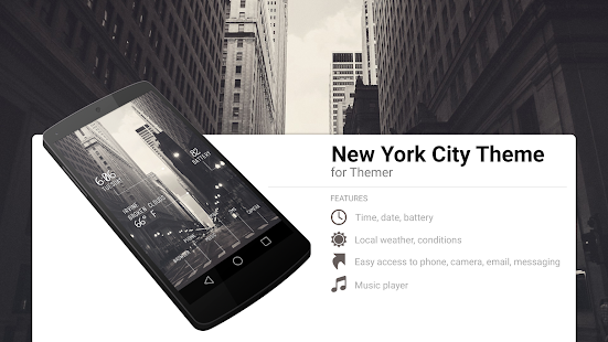 New York City Theme