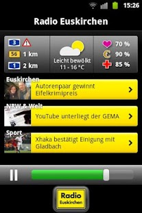 Radio Euskirchen- screenshot thumbnail