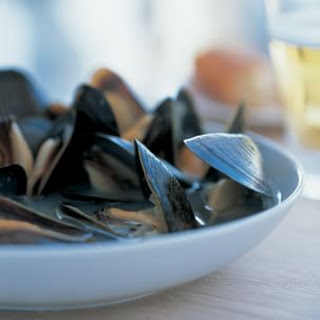 Mussels with Fennel-Herb Broth