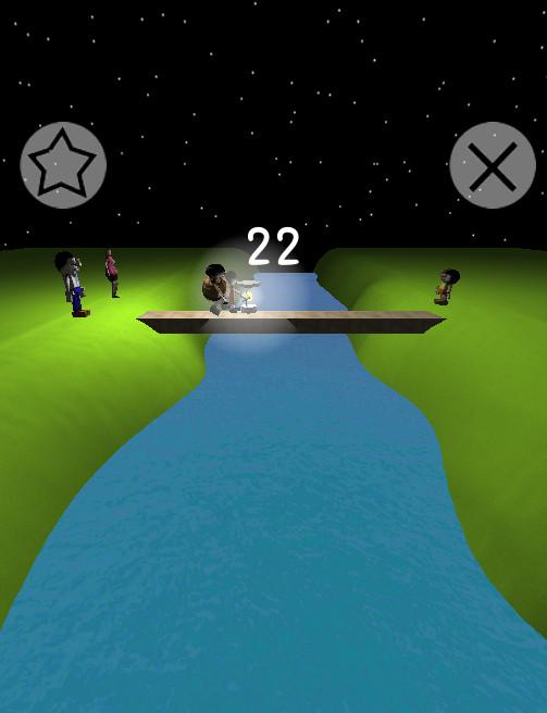 Bridge IQ Game - screenshot