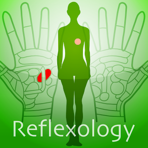 Hand Chart  / for Reflexology