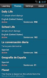 Listen & Speak Screenshot 2