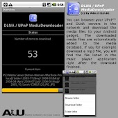 UPnP MediaDownloader